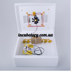 Инкубатор автоматический для яиц Теплуша на 63 яйца на 12 вольт