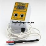 Цифровой терморегулятор с Влагомером +360грн