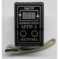 Терморегулятор МТР - 1 цифровой однопороговый