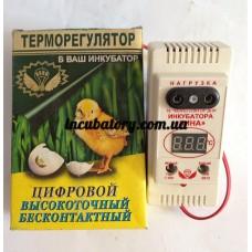 Цифровой терморегулятор для инкубатора Лина ТЦИ-1000