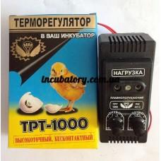 Бесконтактный терморегулятор ТРТ 1000 для инкубатора
