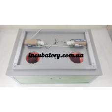 Инкубатор для куриных яиц Курочка Ряба с аналогвоым терморегулятором