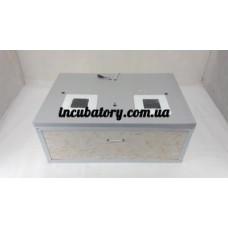 Инкубатор Курочка Ряба 100 с вентилятором и механическим переворотом