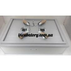 Инкубатор Курочка Ряба на 120 яиц с автоматическим переворотом яиц