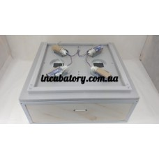 Курочка Ряба инкубатор на 80 куриных яиц, автоматический