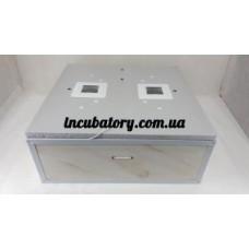 Курочка Ряба инкубатор на 80 куриных яиц, автоматический, вентилятор