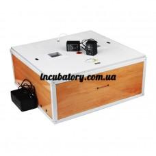 Инкубатор Гусыня на 54 гусиных яйца с автоматическим переворотом вентилятор