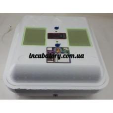 Инкубатор бытовой Рябушка Smart на 70 яиц ручной переворот, цифровой