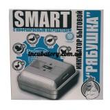 Инкубатор Рябушка Smart на 70 яиц механический переворот, цифровой терморегулятор